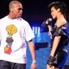 "Chris Brown Disses Rhianna On Kanye West ""Theraflu"" Track"