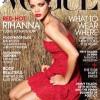 Rihanna Cover November Issue Of Vogue Plus Addresses Cocaine Rumors!