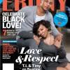 T.I And Tiny, Meagan Good And Devon Franklin Cover Ebony's Couple Issue Magazine!
