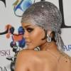 Rihanna Channels Josephine Baker In Nipple Baring Dress At CFDA Awards!