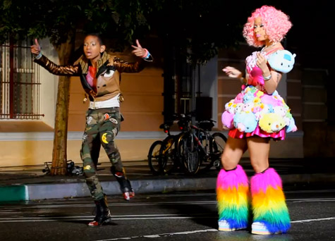 willow smith fireball download