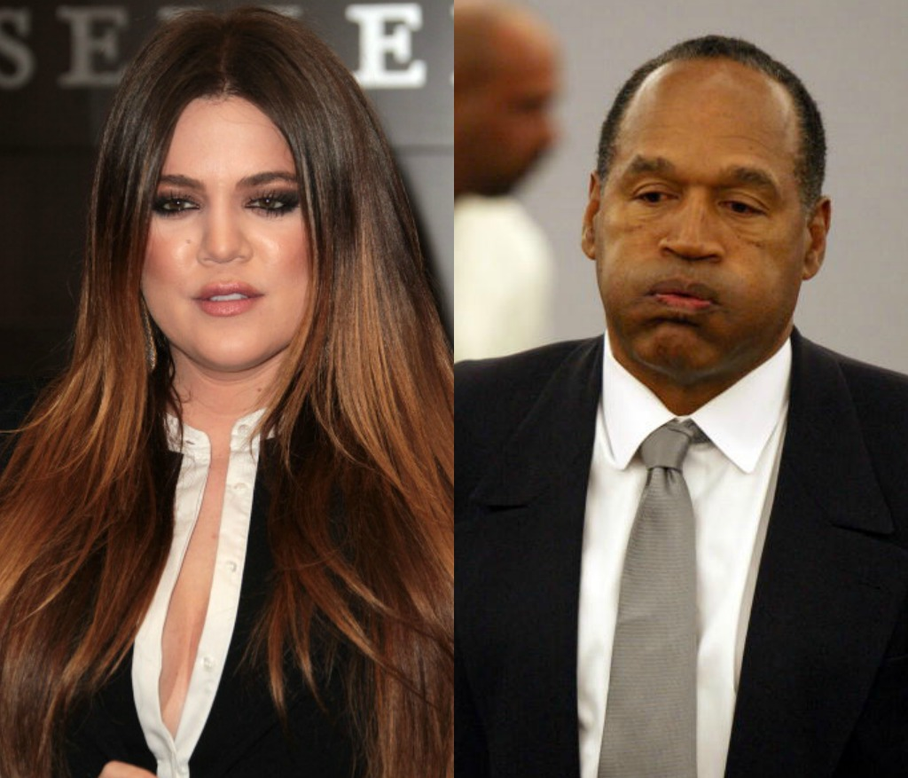 Khloe Kardashian Oj Simpson Daughter Comparison