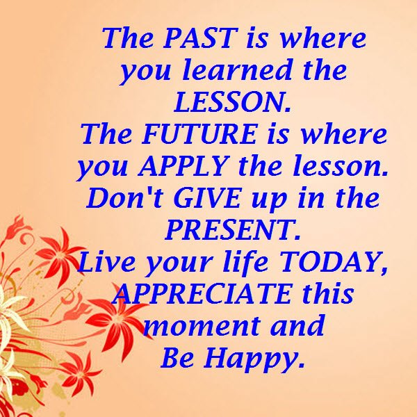 Lessons Quotes: Lifestyle Quote Of The Day