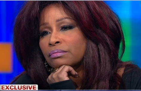 Chaka Khan says music industry is Demonic