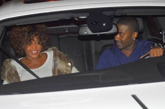 Ray-J and Whitney Houston - Dating, Gossip, News, Photos