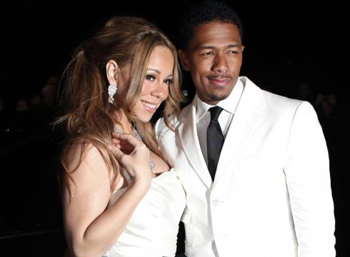 Nick Cannon And Mariah Carey Renew Their Vows
