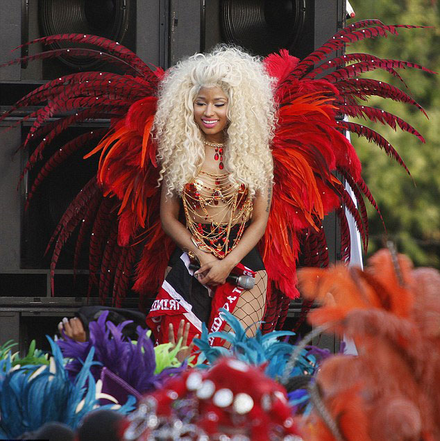 Celebrities to look out for on Carnival Monday and Tuesday ...