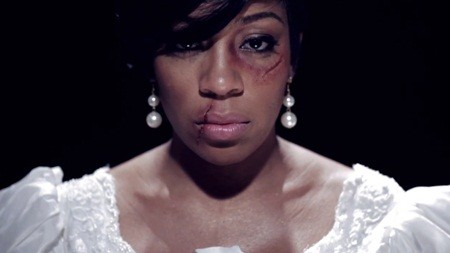 Beef Stew: K. Michelle Debuts Domestic Abuse Ad And ... K Michelle And Toya Beef