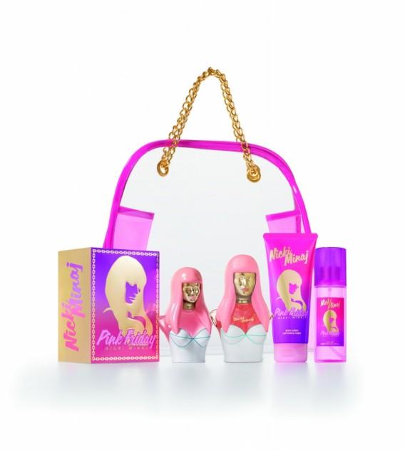 ThatPlum.com – Nicki Minaj Attends Her 'Pink Friday' Fragrance ...