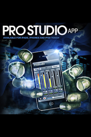 #1 Music Mobile Recording Studio App On Itunes!