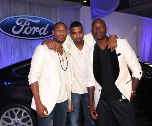 Tank, Genuine, And Tyrese Are Officially A Group And Signed