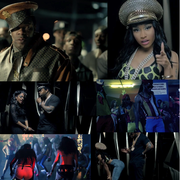 Video Busta Rhymes Twerk It Ft Nicki Minaj Thatplum Com