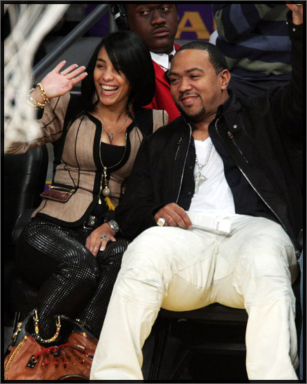Timbaland Wife Monique Mosley Files For Divorce ...