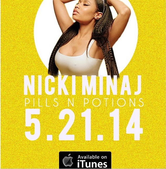 Nicki-Minaj-Pills-N-Potions-Single -thatplum