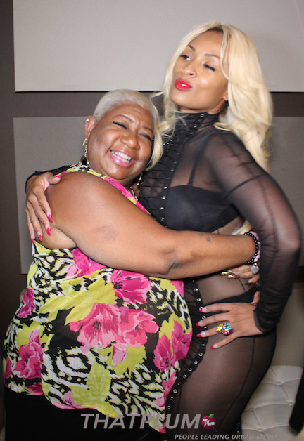 tiffany-foxx-comedian-luenell-at-king-foxx-mixtape-listening-session-nyc-thatplum copy