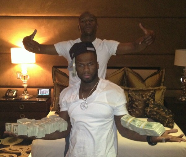 50-cent-and-floyd-mayweather-money