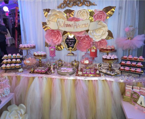 Delightful [PHOTOS] Yandy Smith U0026 Mandecees Royal U0027Tutu U0026 Tiarau0027su0027 Baby Shower