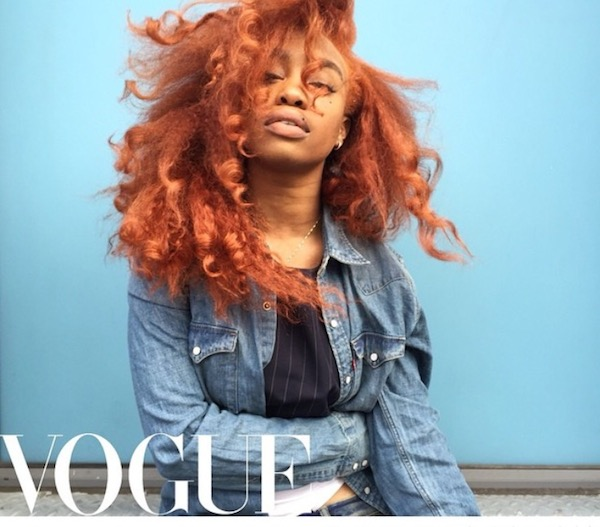 Vogue And The People Are In Love With Sza S New Natural