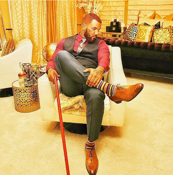 The Game As Jidenna