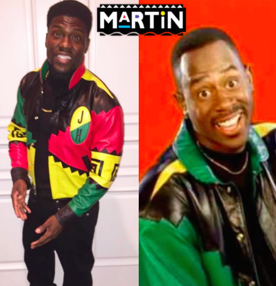 Kevin Hart as Martin