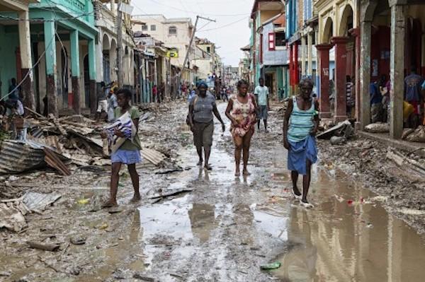 PC. U.N. Mission Of Haiti [Oct.6th]