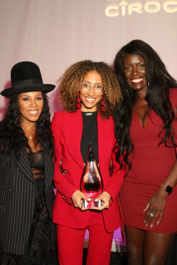 Fashion Stylist June Ambrose, Elaine Welteroth, Bozoma Saint John